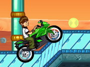 Play Ben 10 Bike Remix