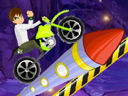 Play Ben 10 Bike Rush