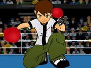 ベン10ボクシング