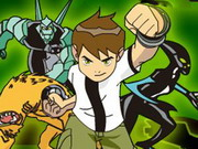 Play Ben 10 Crazy Motorcycle