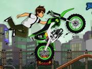 Play Ben 10 Extreme Stunts