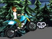 ベン10ハロウィーンバイク
