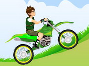 Play Ben 10 Motocross