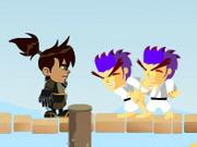Play Ben 10 - Ninja Spirit