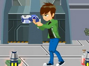 Play Ben 10's Zombie Survival
