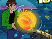 Play Ben 10 Sea Monster