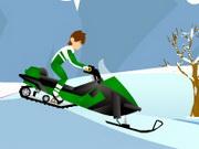 ベン10スノーバイク