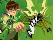 Play Ben 10 Stinkfly Battle
