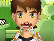 Play Ben 10 Tooth Problem