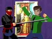 Play Ben 10 Vs Ninja