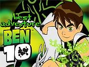 Play Ben10 Best Adventure