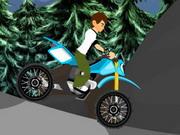 BEN10ハロウィーンバイク