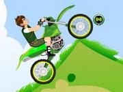 Play Ben10 Motocross