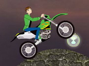 Play Ben10 Super Bike
