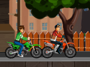 Play Ben10 Vs Rex