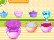 Play Berry Smoothie Ice-blocks