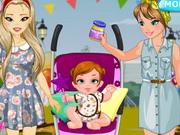 BFFと赤ちゃん