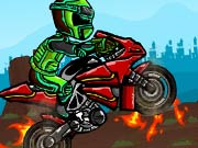 Play Biker Burnout Game