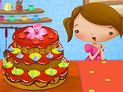 Play Birthday Cake Chef 2