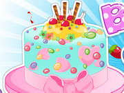 Play Birthday Cake Cooking
