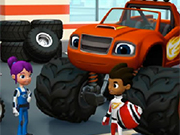 Play Blaze And The Monster Machines Memory