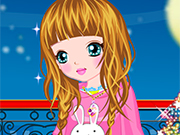 Bling Party Night Dressup