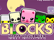 Play Blocks Happy Halloween