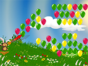 Play Bloons 2: Spring Fling