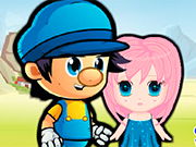Play Blue Boy Save Girlfriend