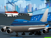 Play Boeing 747 Parking
