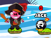 Play Bomb The Pirate Pigs