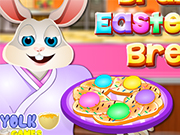 Play Braided Easter Egg Bread