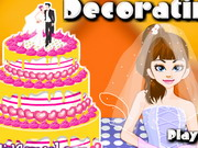 Play Bridecake Decorating