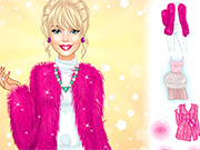 Play Brilliant Barbie Dress Up