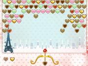 Play Bubble Hit Valentine