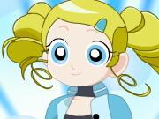 Play Bubbles Powerpuff Girl Dress Up