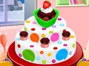 キャンディケーキ