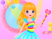 Play Candy Fairies World