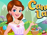 Candylandドレスアップ