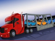 Play Car Carrier Trailer 4