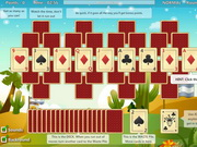 Play Cardmania: Golf Solitaire