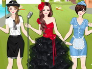 Play Career Dress Up