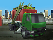 Play Cargo Garbage Truck