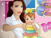 Play Caring Carol Baby Girl