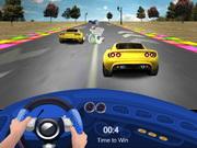 車の3D速度3
