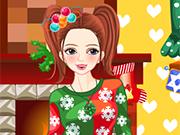 クリスマスを祝います