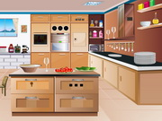 Play Celebrity Kitchen Escape