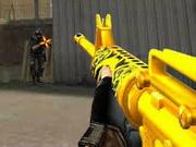 Play CF Golden Gun Violent Block 2