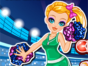 Play Cheerleader Beauty Salon