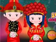 Play Chinese Doll Wedding Makeover